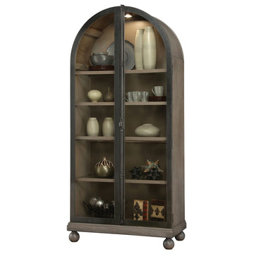 "Howard Miller Naomi II 84"" Display Cabinet"