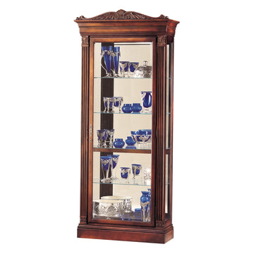 "Howard Miller Embassy 80"" Curio Cabinet"