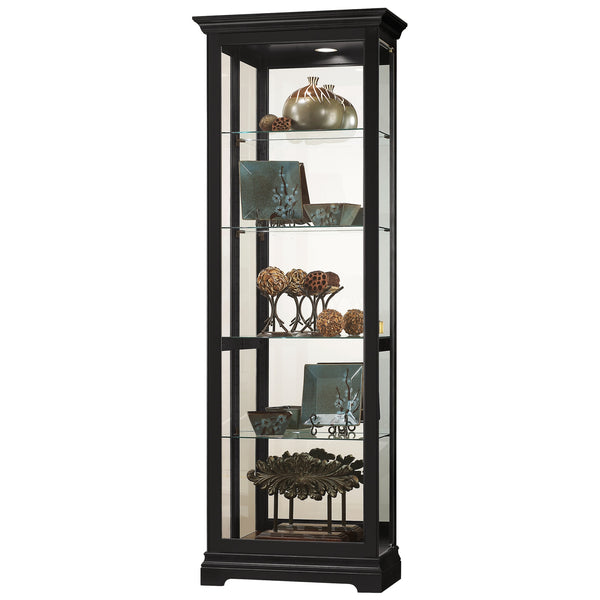 "Howard Miller Brantley II 75"" Curio Cabinet"