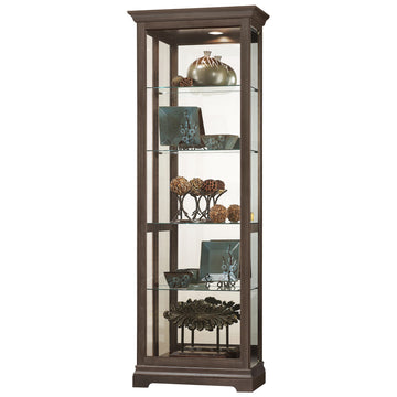 "Howard Miller Brantley III 75"" Curio Cabinet"