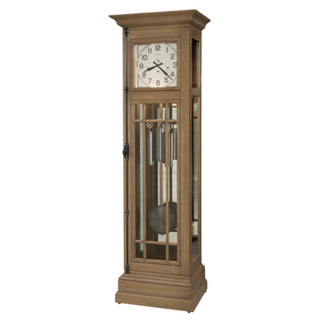 "Howard Miller Davidson II 81"" Mechanical Grandfather Floor Clock"