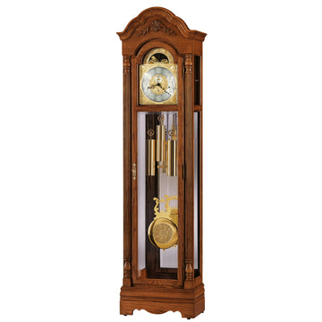 "Howard Miller Gavin 82.5"" Mechanical Grandfather Floor Clock"