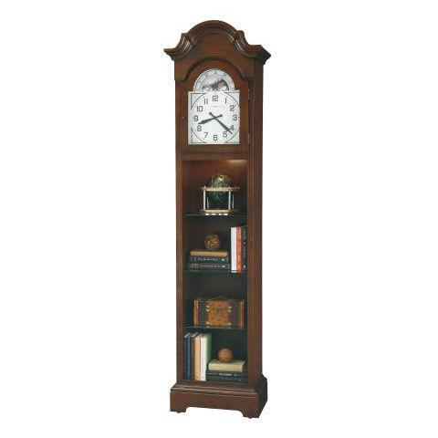 "Floor Clock - Howard Miller Isadora III 82"" Grandfather Floor Clock"