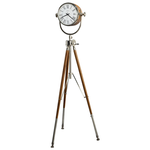 "Floor Clock - Howard Miller Neeko 68"" Tripod Quartz Floor Clock"