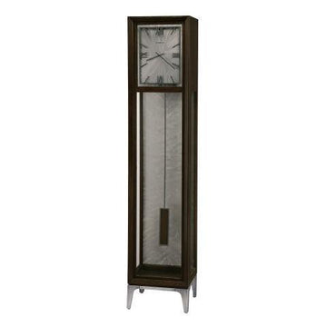 "Howard Miller Reid 76.5"" Quartz Floor Clock"