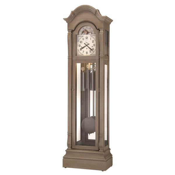 "Floor Clock - Howard Miller Roderick 83"" Mechanical Grandfather Floor Clock"