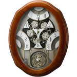 Magic Motion Clock - Rhythm Small World Joyful Glory Magic Motion Wall Clock