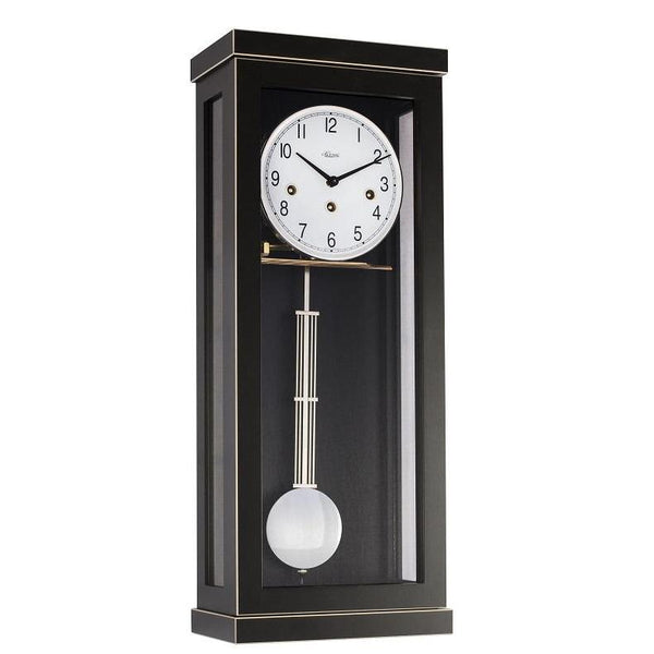 "Regulator Wall Clock - Hermle Carrington 22"" Regulator Wall Clock"
