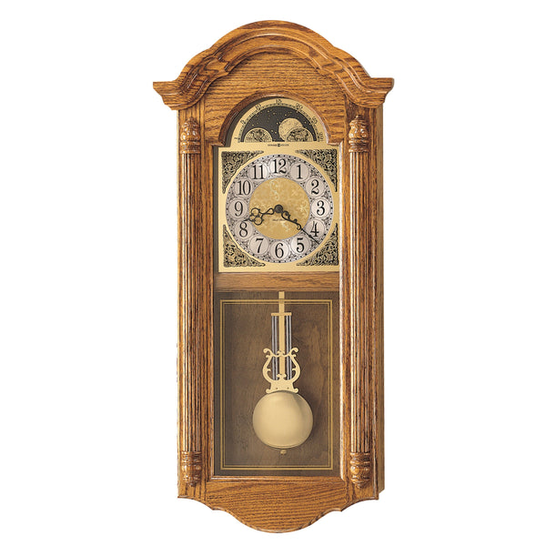 "Regulator Wall Clock - Howard Miller Fenton 28.5"" Regulator Wall Clock"