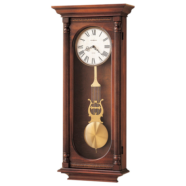 "Regulator Wall Clock - Howard Miller Hemsley 35"" Regulator Wall Clock"