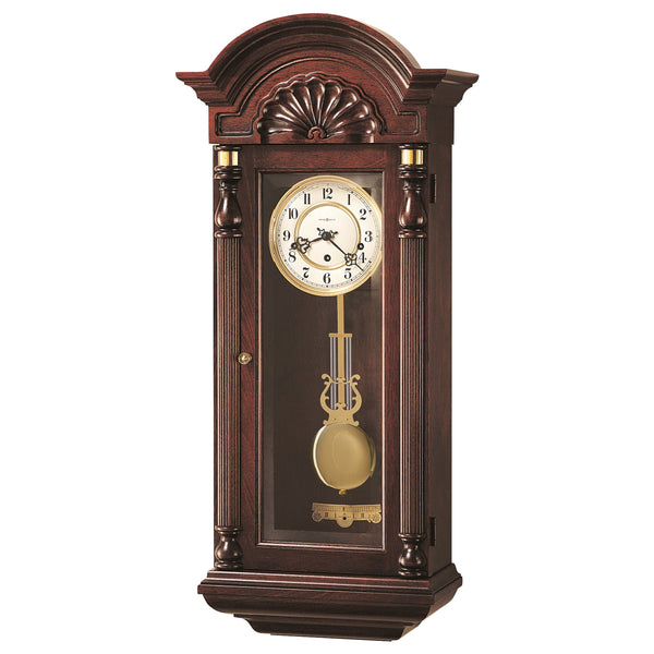 "Regulator Wall Clock - Howard Miller Jennison 33.5"" Regulator Wall Clock"