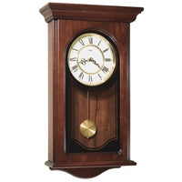 "Regulator Wall Clock - Howard Miller Orland 26"" Regulator Wall Clock"