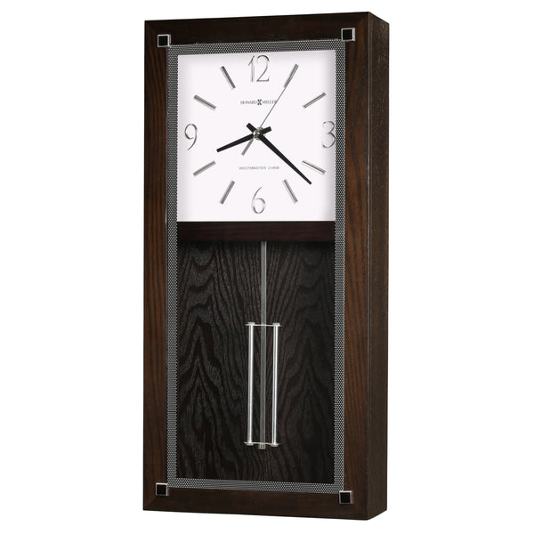 "Regulator Wall Clock - Howard Miller Reese 21"" Regulator Wall Clock"