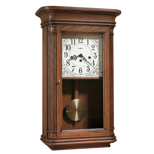 "Regulator Wall Clock - Howard Miller Sandringham 24"" Regulator Wall Clock"