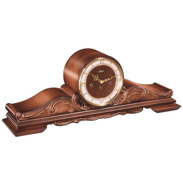 "Table Clock - Hermle Queensway 9"" Traditional Table Clock"