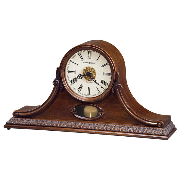 "Table Clock - Howard Miller Andrea 10"" Mantel Clock"