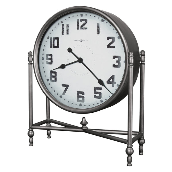 "Table Clock - Howard Miller Childress Accent 27"" Mantel Clock"