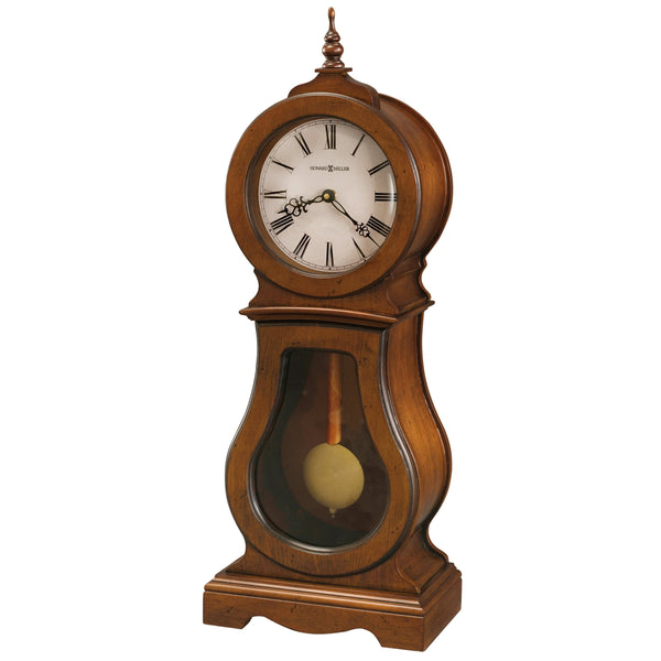 "Table Clock - Howard Miller Cleo 24"" Mantel Clock"
