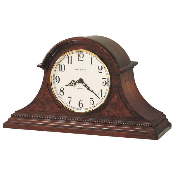 "Table Clock - Howard Miller Fleetwood 11"" Mantel Clock"