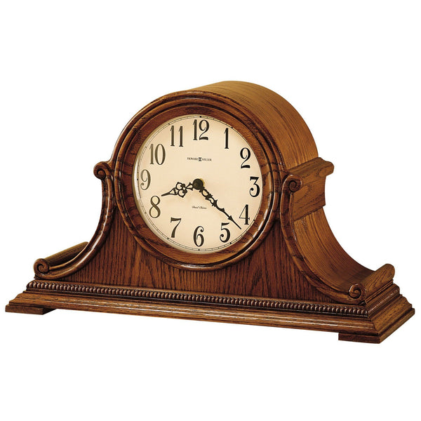 "Table Clock - Howard Miller Hillsborough 11"" Mantel Clock"