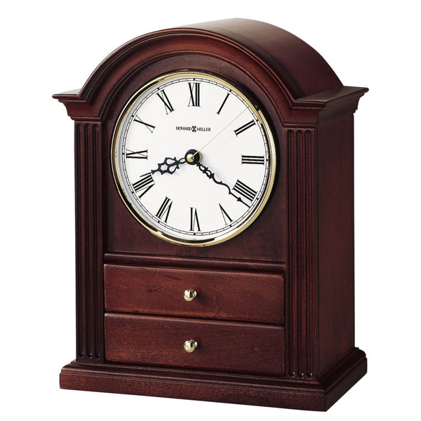 "Table Clock - Howard Miller Kayla 12"" Mantel Clock"