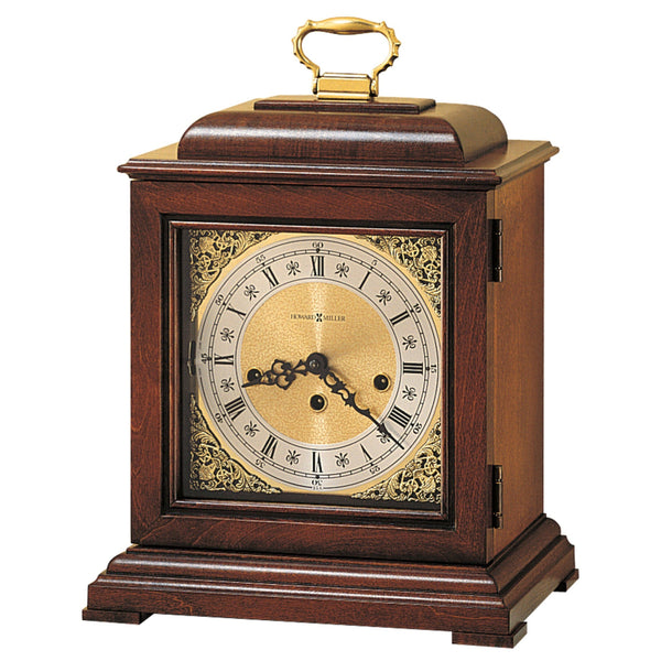"Table Clock - Howard Miller Lynton 15"" Mantel Clock"