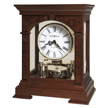 "Howard Miller Statesboro 12"" Mantel Clock"