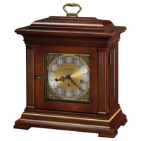 "Table Clock - Howard Miller Thomas Tompion 18"" Mantel Clock"