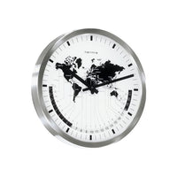 "Wall Clock - Hermle Airport 12"" Global Timezones Wall Clock"
