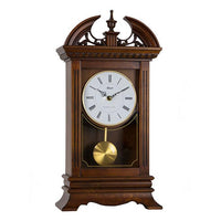 "Wall Clock - Hermle Hamilton 20"" Traditional Bracket Clock"