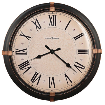 "Howard Miller Atwater 24"" Wall Clock"