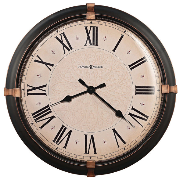 "Wall Clock - Howard Miller Atwater 24"" Wall Clock"