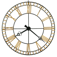 "Wall Clock - Howard Miller Avante 46.5"" Wall Clock"