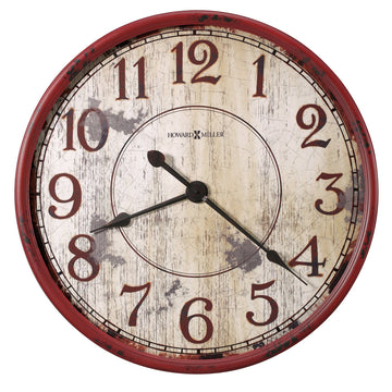 "Howard Miller Back 40 32"" Wall Clock"