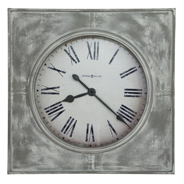 "Howard Miller Bathazaar 31.5"" Wall Clock"