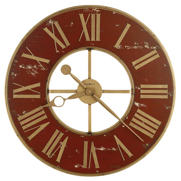 "Howard Miller Boris 32"" Wall Clock"
