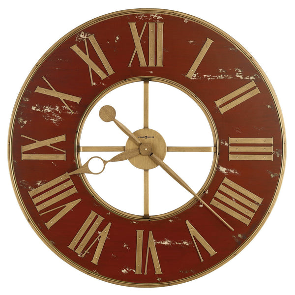 "Wall Clock - Howard Miller Boris 32"" Wall Clock"