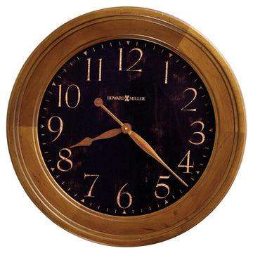 "Howard Miller Brenden Gallery 25"" Wall Clock"