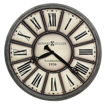 "Howard Miller Company Time II 34"" Wall Clock"