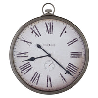 "Wall Clock - Howard Miller Gallery Pocket Watch 35"" Wall Clock"