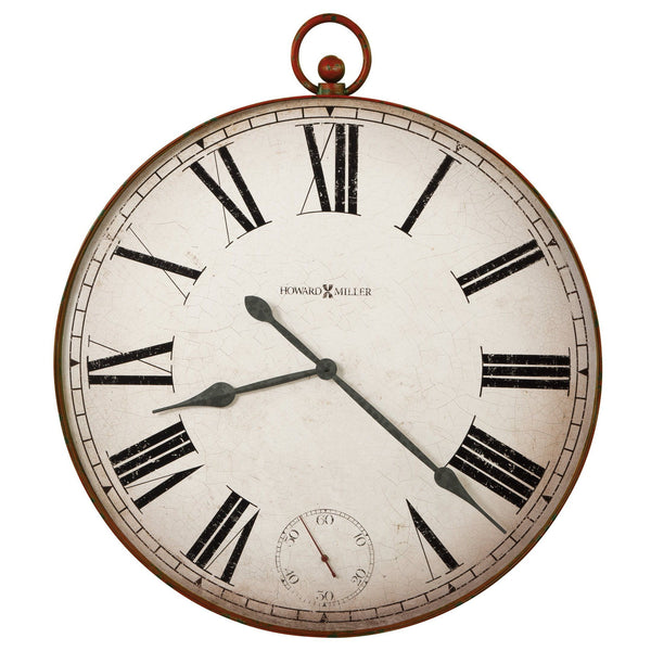 "Wall Clock - Howard Miller Gallery Pocket Watch II  36.5"" Wall Clock"