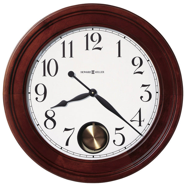 "Wall Clock - Howard Miller Griffith 25"" Wall Clock"