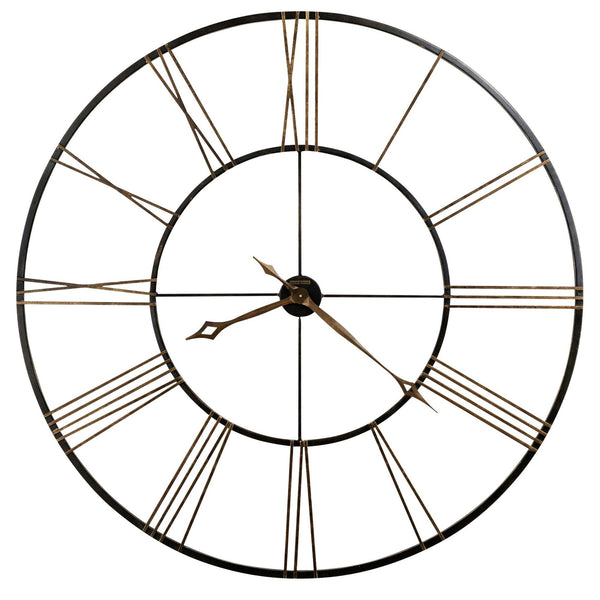 "Wall Clock - Howard Miller Postema 49"" Oversized Wall Clock"