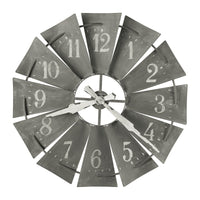"Wall Clock - Howard Miller Windmill 34"" Wall Clock"