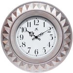 "Wall Clock - Infinity Instruments Elegance 17.75"" Wall Clock"