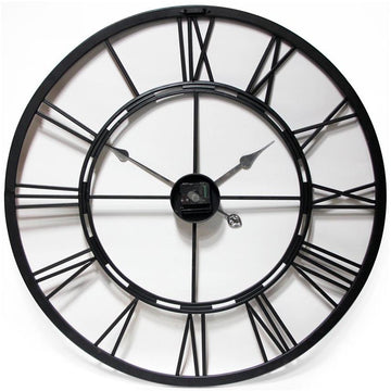 "Infinity Instruments Metal Fusion 28"" Wall Clock"