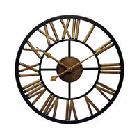 "Wall Clock - Infinity Instruments Micro Fusion 23.75"" Indoor/Outdoor Wall Clock"