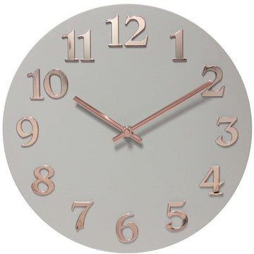 "Infinity Instruments Vogue 12"" Wall Clock"