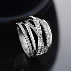 Finger Engagement Rings For Women