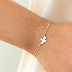 Peace Dove Bracelets For Women